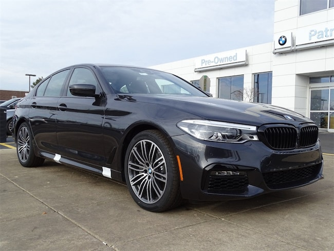 New 2019 BMW 5 Series 540i xDrive Sedan for sale in Chicago IL