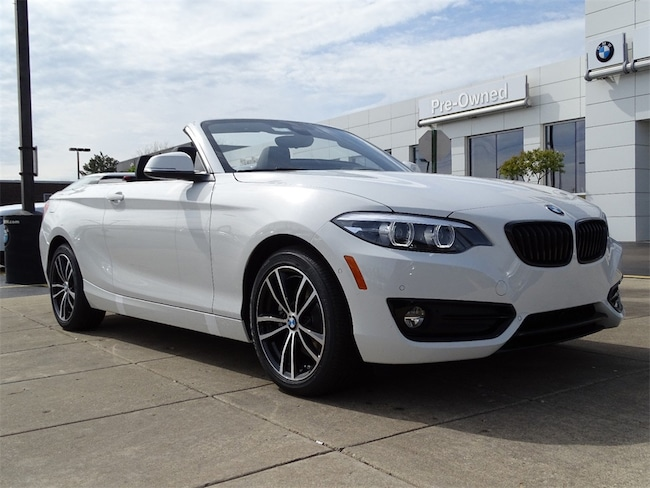 New 2020 BMW 2 Series 230i xDrive Convertible for Sale in Schaumburg, IL at Patrick BMW