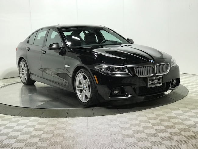 Used 2016 BMW 5 Series 550i xDrive Sedan for sale in Chicago Area