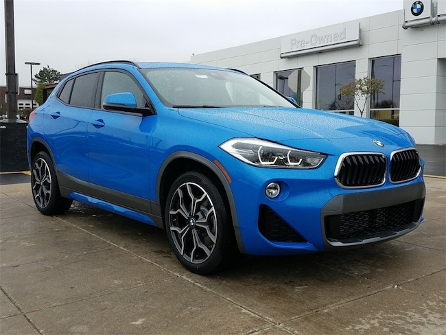 New 2019 BMW X2 xDrive28i SUV for sale in Chicago IL