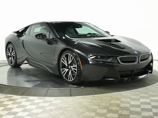 Used 2015 BMW i8 Base Coupe for sale near Naperville, Hoffman Estates & Aurora IL