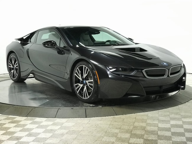 Certified Used 2015 BMW i8 Base Coupe for sale in Chicago IL area