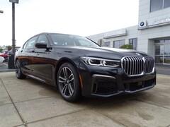 New 2020 BMW 745e 745Le xDrive Sedan WBA7W4C02LBM70519 for Sale in Schaumburg, IL at Patrick BMW