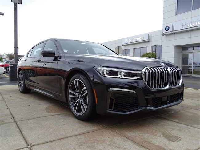 New 2020 BMW 745e 745Le xDrive Sedan for Sale in Schaumburg, IL at Patrick BMW