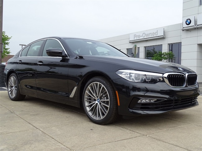 New 2018 BMW 530e xDrive iPerformance Sedan for sale in Chicago IL