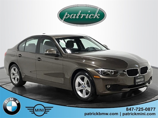 Used 2015 BMW 3 Series 320i xDrive Sedan for sale in Chicago Area