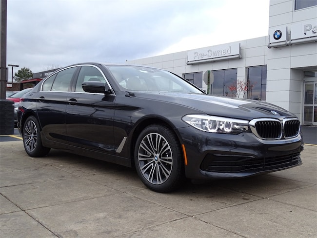 New 2019 BMW 530i xDrive Sedan for sale in Chicago IL