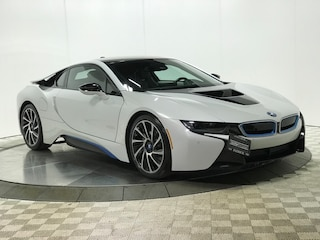 Used 2016 BMW i8 Base Coupe for sale near Naperville, Hoffman Estates & Aurora IL