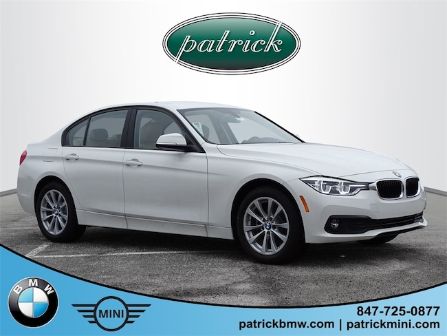 New 2018 BMW 3 Series 320i xDrive Sedan for sale in the Chicago area
