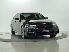 Certified Pre-Owned 2018 BMW 5 Series 540i xDrive Sedan for Sale in Schaumburg, IL at Patrick BMW