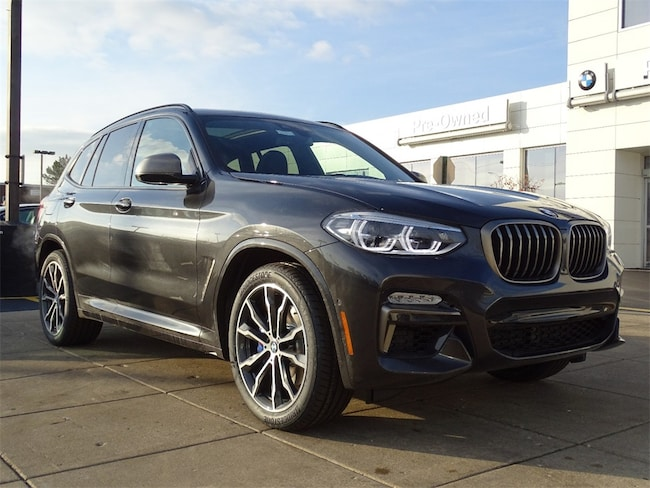 New 2019 BMW X3 M40i SUV for sale in Chicago IL