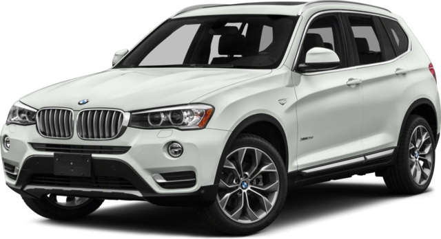 New BMW X3 SUV