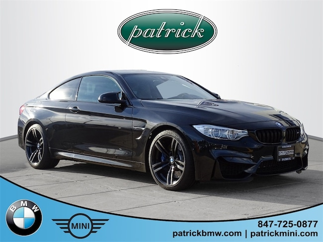 Certified Used 2015 BMW M4 Base Coupe for sale in Chicago IL area