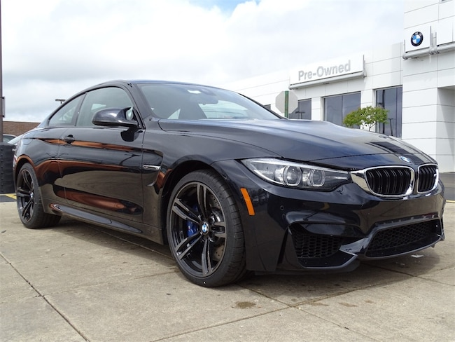 New 2020 BMW M4 Base Coupe for Sale in Schaumburg, IL at Patrick BMW