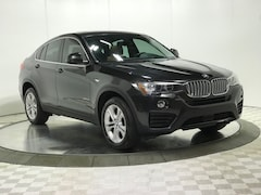 Certified Pre-Owned 2017 BMW X4 xDrive28i SUV for Sale in Schaumburg, IL at Patrick BMW