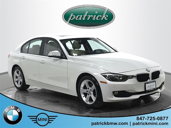 Used 2014 BMW 3 Series 328i Sedan for sale in Chicago IL