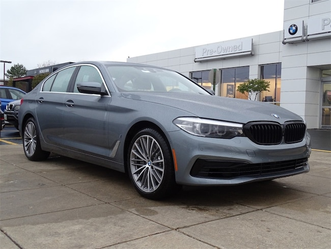 New 2019 BMW 530e xDrive iPerformance Sedan for sale in Chicago IL