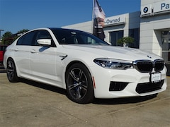 New 2019 BMW M5 w/ Executive Packge Sedan WBSJF0C59KB284206 for Sale in Schaumburg, IL at Patrick BMW