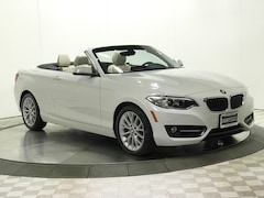 Used 2016 BMW 2 Series 228i xDrive CONVERTIBLE Convertible for Sale in Schaumburg, IL at Patrick BMW