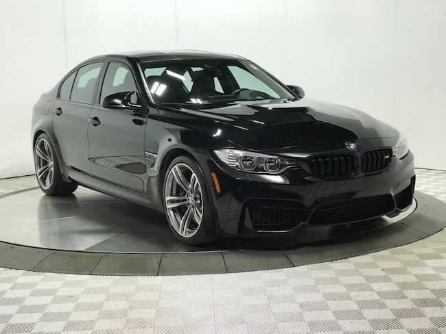 Used 2016 BMW M3 Base DOUBLE CLUTCH Sedan for sale in Chicago Area