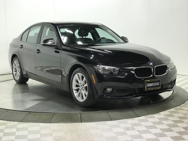 Used 2016 BMW 3 Series 320i xDrive Sedan for sale in Chicago Area
