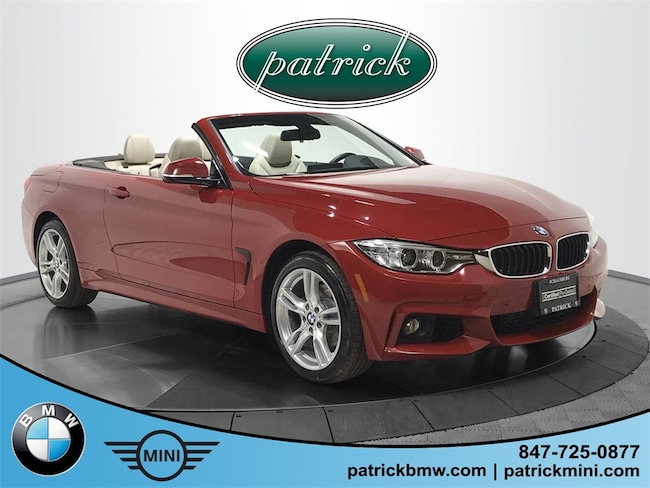 Used 2016 BMW 4 Series 428i xDrive Convertible for sale in Chicago Area