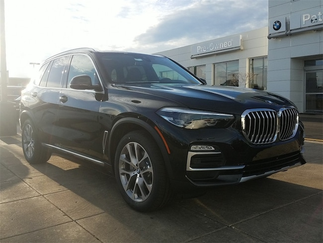 New 2019 BMW X5 xDrive40i SUV for sale in Chicago IL