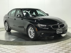 Certified Pre-Owned 2016 BMW 3 Series 320i xDrive Sedan for Sale in Schaumburg, IL at Patrick BMW
