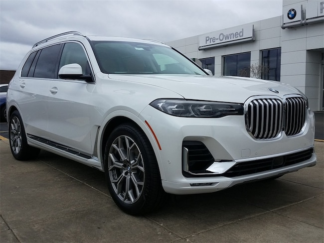New 2019 BMW X7 xDrive50i SUV for sale in Chicago IL