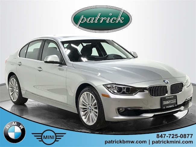 Used 2015 BMW 3 Series 328i xDrive Sedan for sale in Chicago Area
