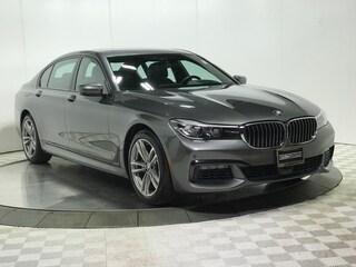 Used 2017 BMW 7 Series 740i Sedan for sale near Naperville, Hoffman Estates & Aurora IL