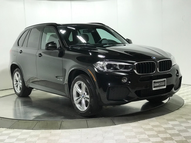 Used 2016 BMW X5 xDrive35i SUV for sale in Chicago Area