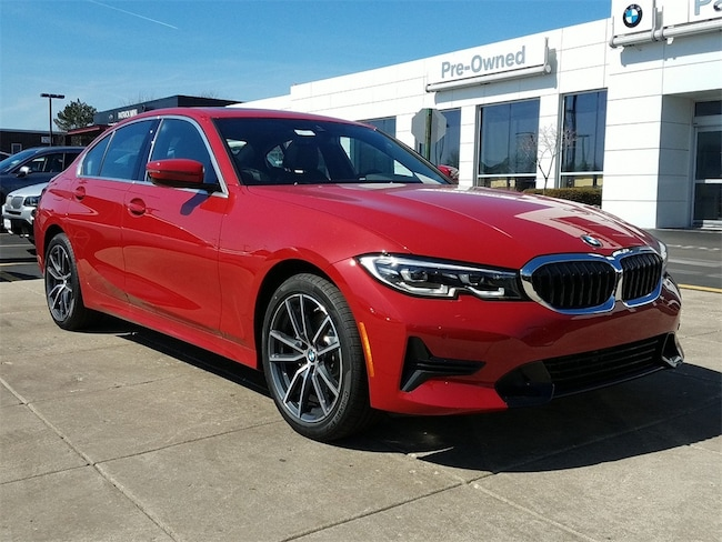 New 2019 BMW 330i xDrive Sedan for sale in the Chicago area