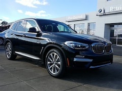 New 2019 BMW X3 xDrive30i SUV 5UXTR9C53KLP86388 for Sale in Schaumburg, IL at Patrick BMW