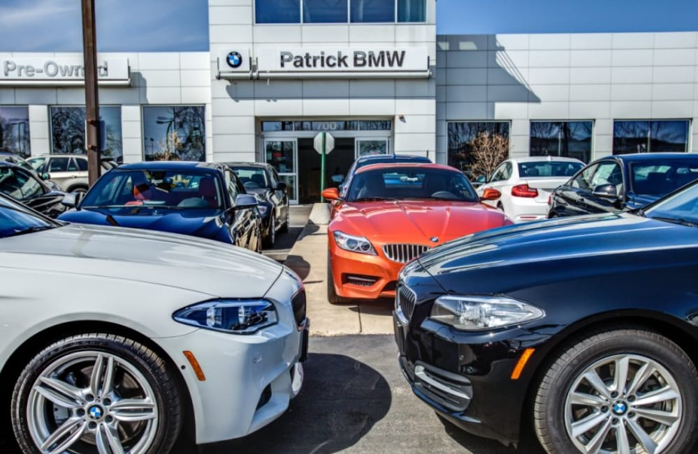 Patrick BMW- New & Used BMW dealer in the Chicago Area