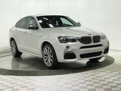 Certified Pre-Owned 2016 BMW X4 M40i SUV for Sale in Schaumburg, IL at Patrick BMW