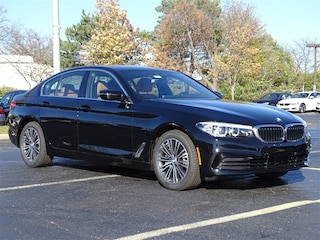Used 2019 BMW 5 Series 530i xDrive Sedan for sale near Naperville, Hoffman Estates & Aurora IL