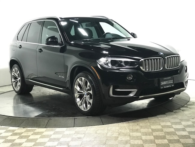 Used 2016 BMW X5 xDrive50i SUV for sale in Chicago Area