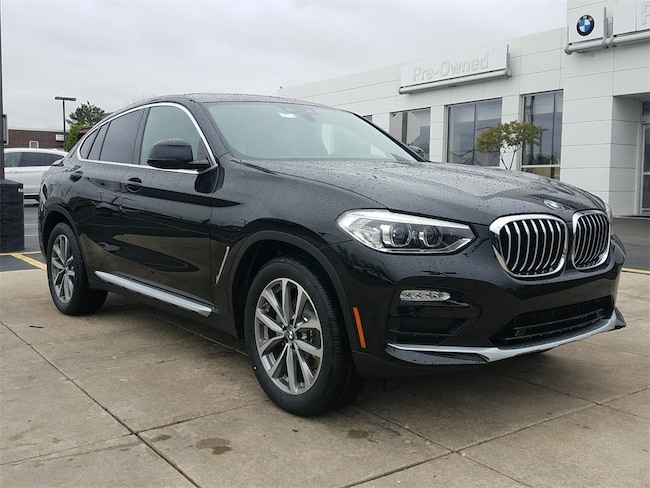 New 2019 BMW X4 xDrive30i SUV for sale in Chicago IL