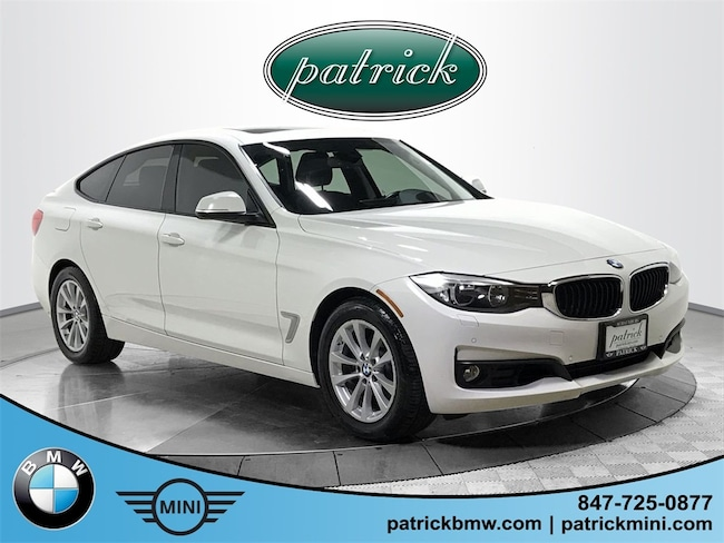 Used 2014 BMW 3 Series 328i xDrive Gran Turismo Hatchback for sale in Chicago IL