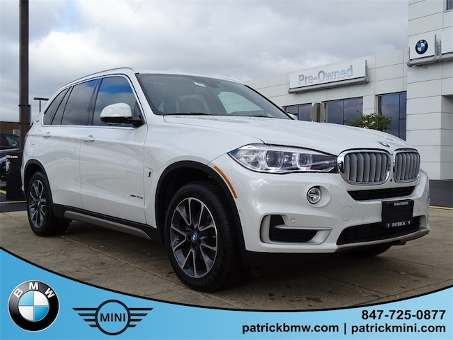 Used 2018 BMW X5 xDrive40e SUV for sale in Chicago Area