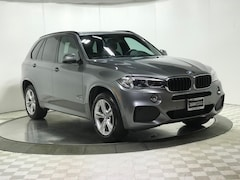 Certified Pre-Owned 2016 BMW X5 xDrive35i SUV for Sale in Schaumburg, IL at Patrick BMW