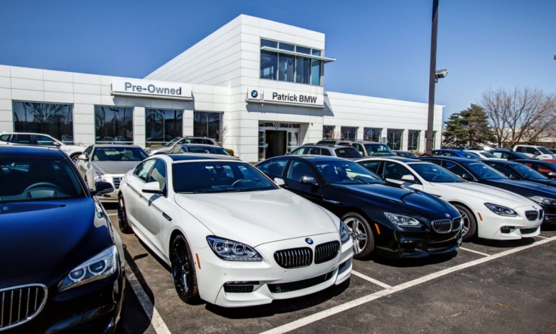 Chicago BMW Dealer | Directions to Patrick BMW