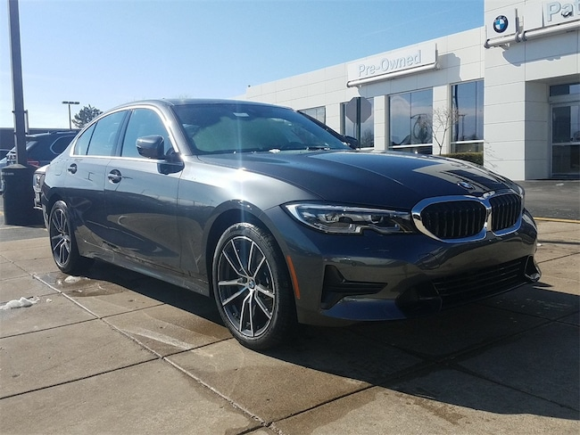 New 2019 BMW 3 Series 330i xDrive Sedan for sale in Chicago IL