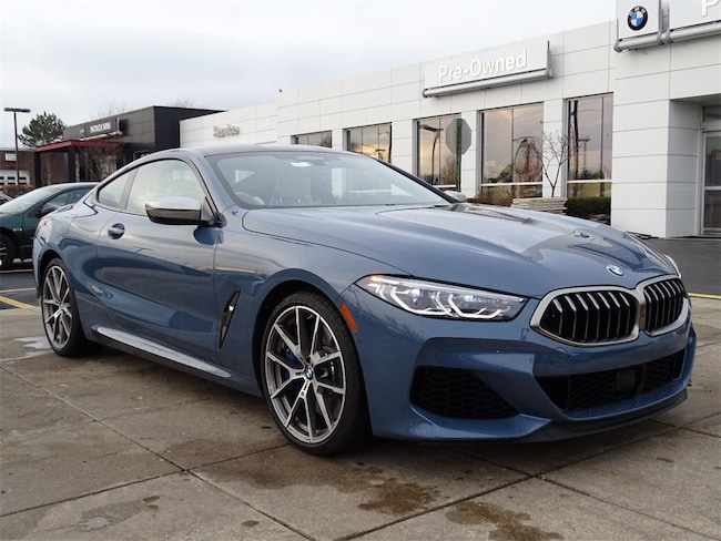New 2019 BMW 8 Series M850i xDrive Coupe for sale in Chicago IL