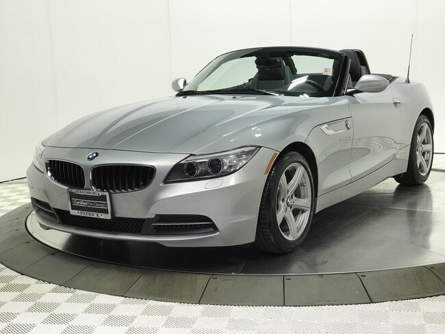 Certified Used 2016 BMW Z4 sDrive28i CERTIFIED Convertible | Schaumburg IL  | Chicagoland Area | VIN: WBALL5C52G5A20529