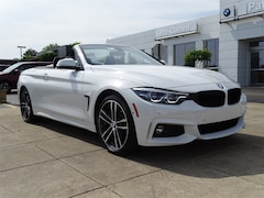 New 2019 BMW 4 Series 430i xDrive Convertible WBA4Z3C51KEF32038 for Sale in Schaumburg, IL at Patrick BMW