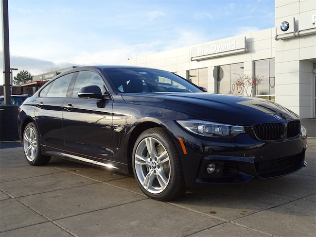 New 2019 BMW 4 Series 440i xDrive Gran Coupe Hatchback for sale in Chicago IL