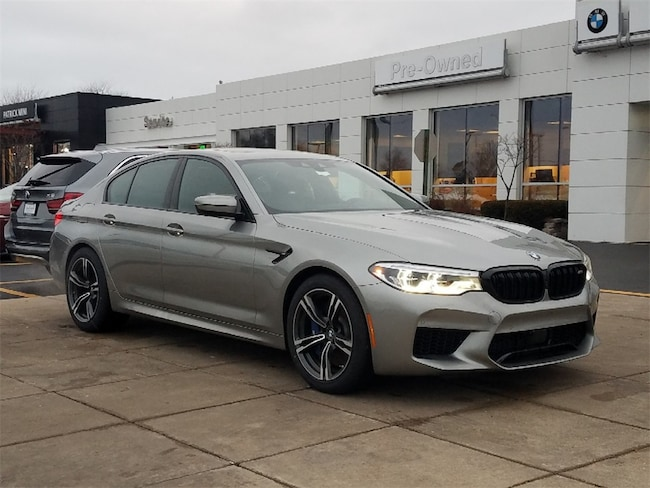 New 2019 BMW M5 Base Sedan for sale in Chicago IL