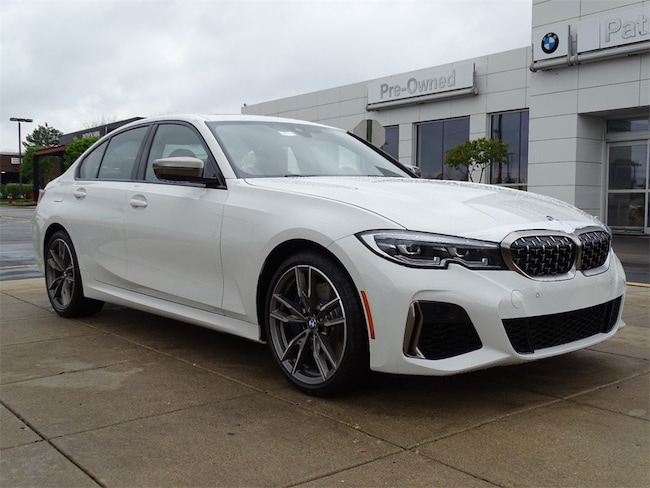 New 2020 Bmw 3 Series M340i Xdrive Sedan Schaumburg Il Chicagoland Area Vin Wba5u9c03la380070